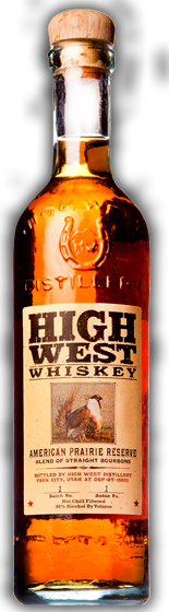 High West Whiskey American Prairie Reserve
