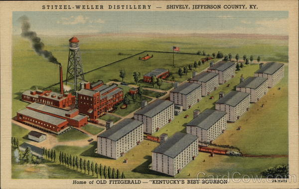 Stitzel Weller Distillery