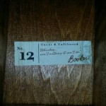 Bookers 25th anniversary bourbon quote 12