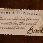 Bookers 25th anniversary bourbon quote 23