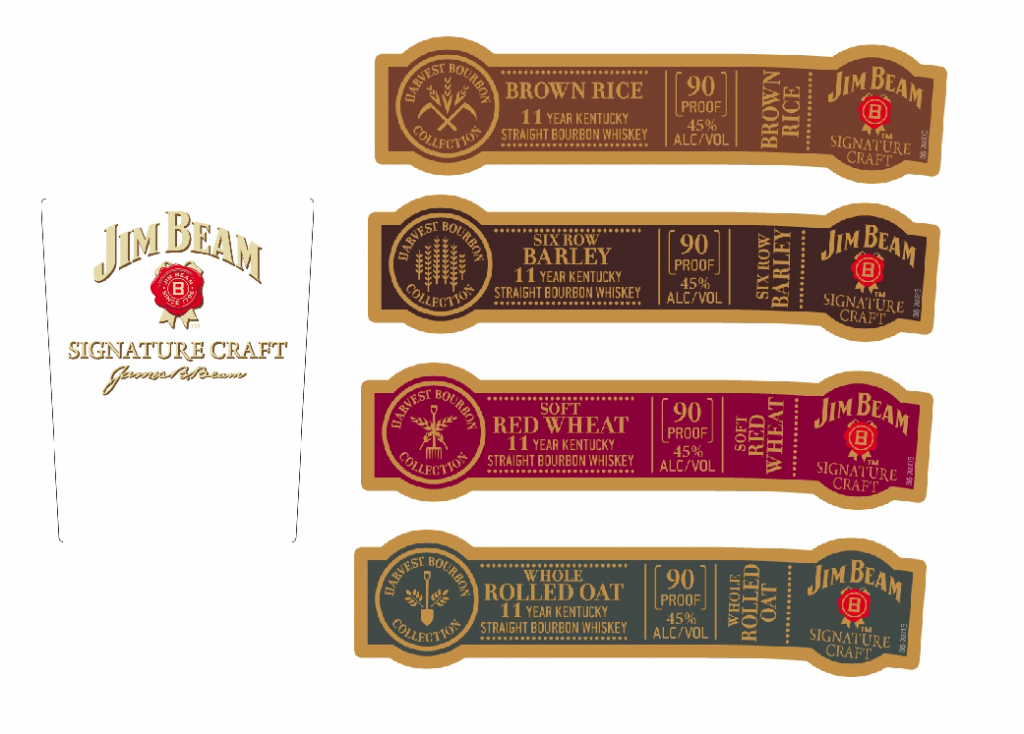 Jim Beam Signature Craft Bourbon