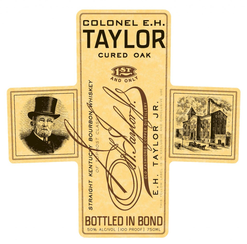colonel eh taylor cured oak