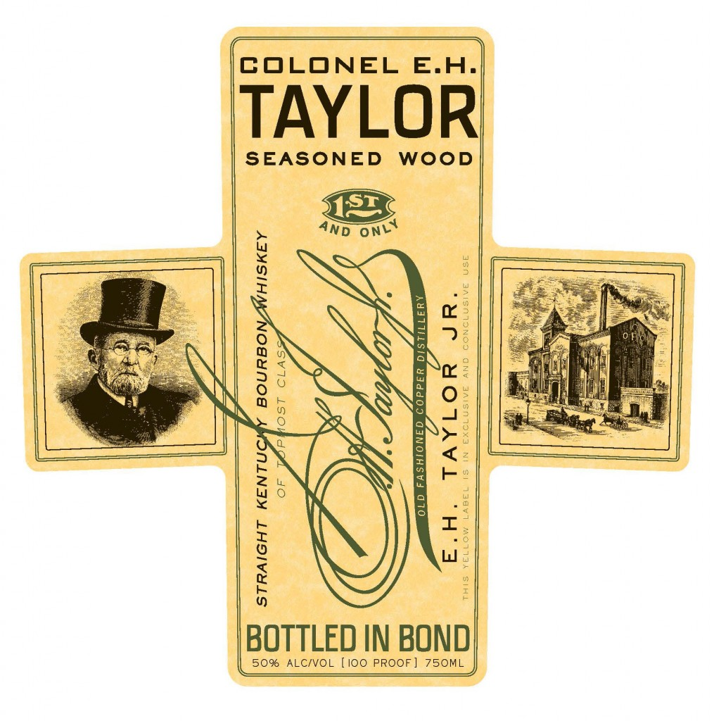 colonel eh taylor season wood