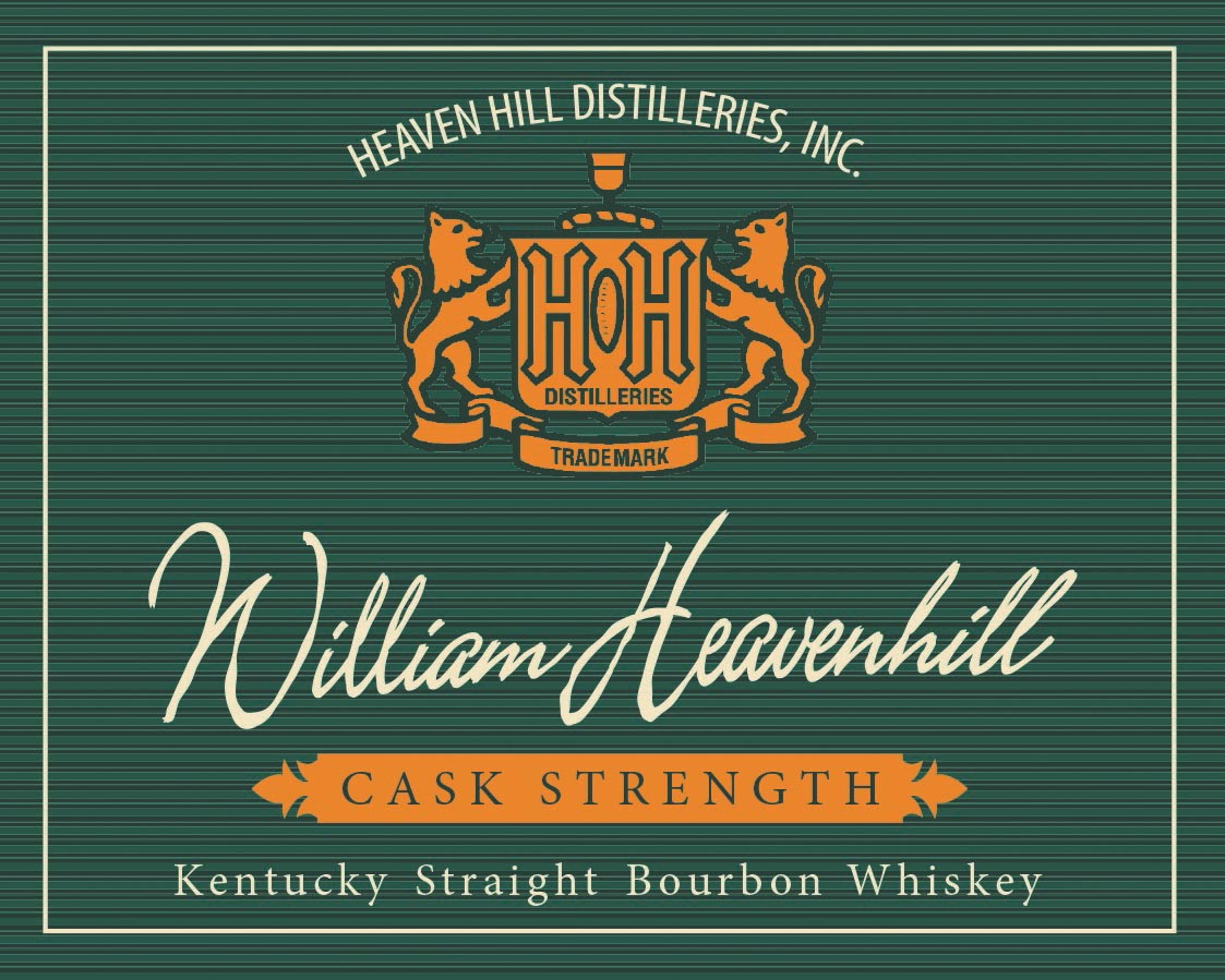 William Heavenhill Cask Strength