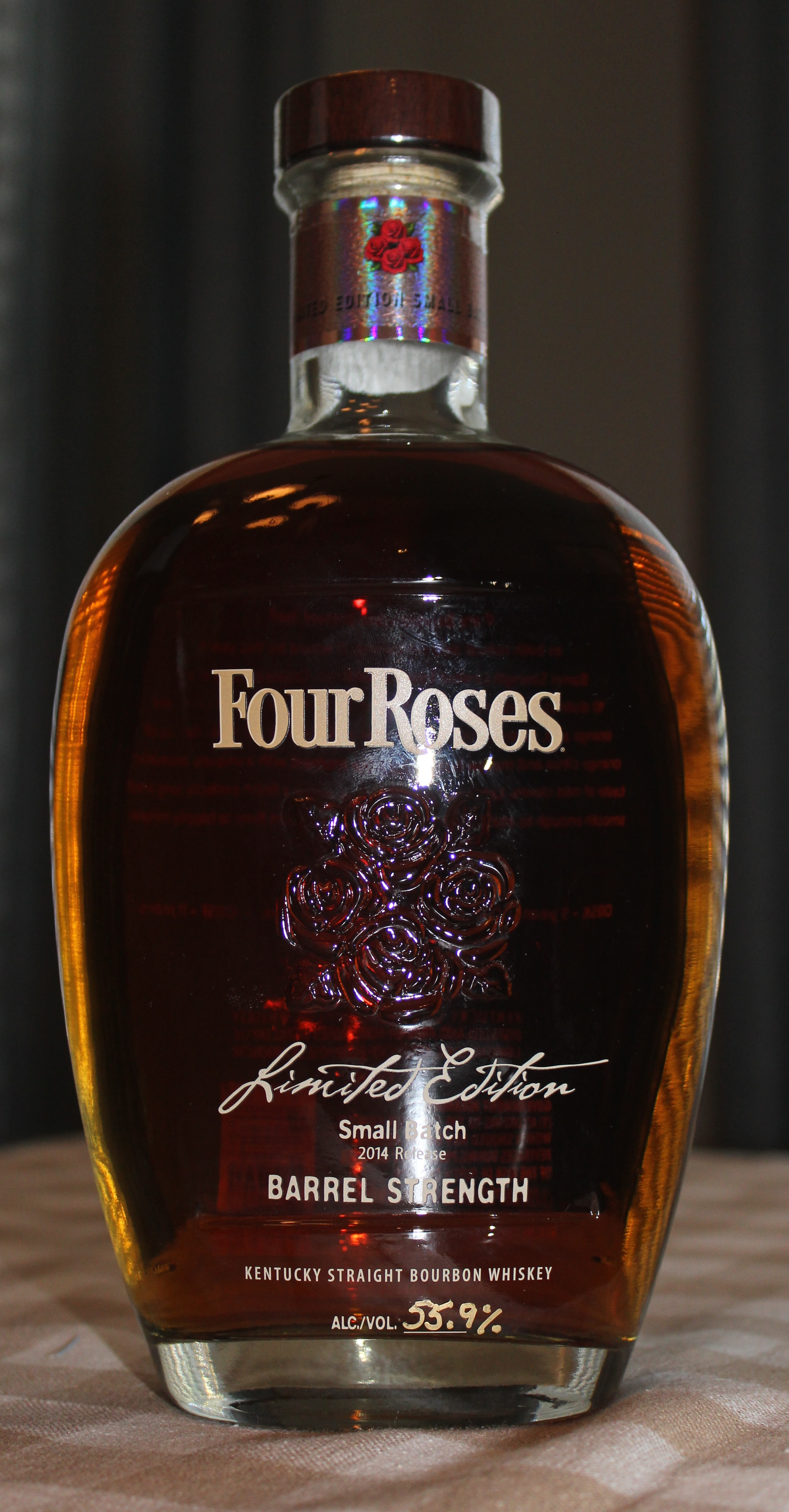 four roses small batch limited edition review