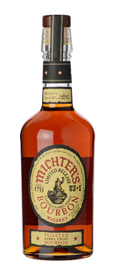 Michter's Toasted Barrel Finish 1