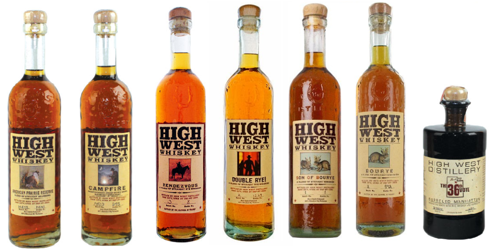 high west lineup