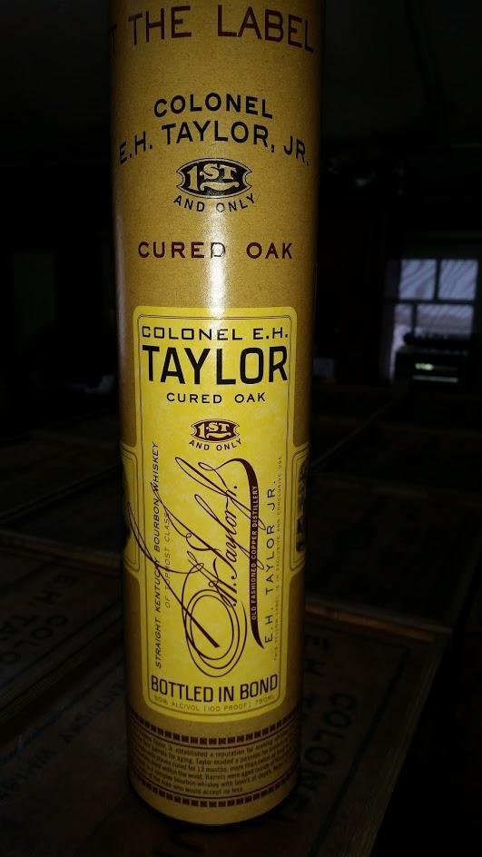 EH Taylor Cured Oak 2