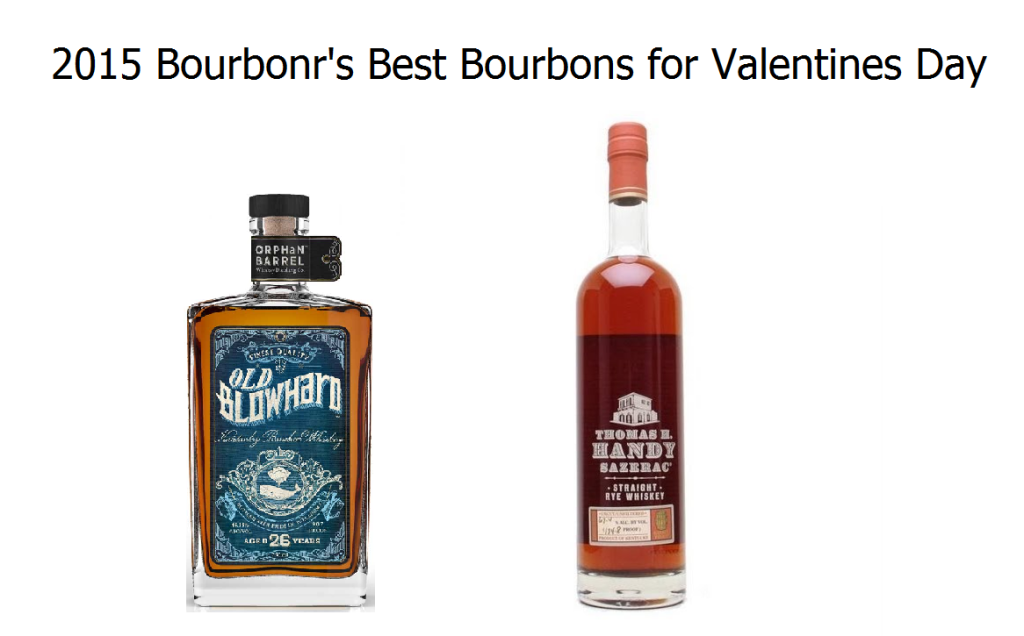 Valentines Bourbons