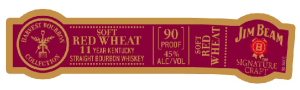 Jim Beam Harvest Collection - Red Wheat