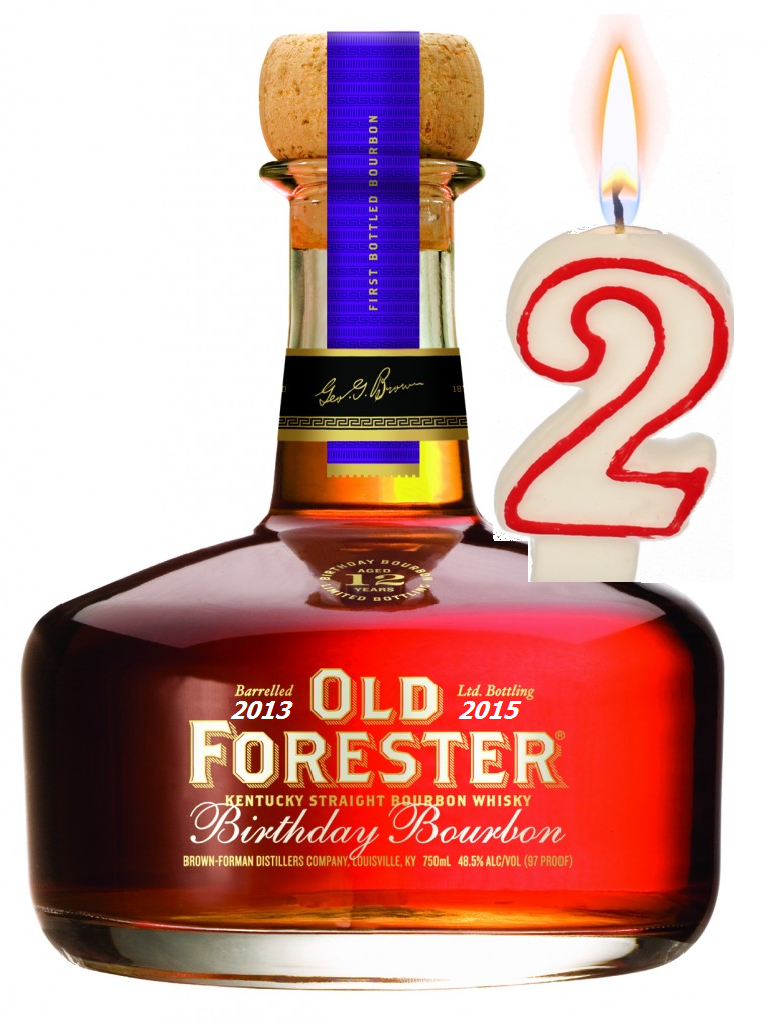 Bourbonr birthday