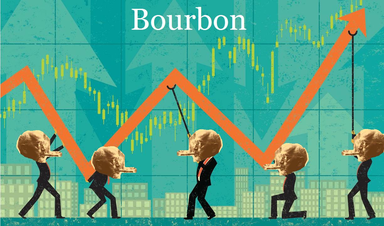bourbon secondary