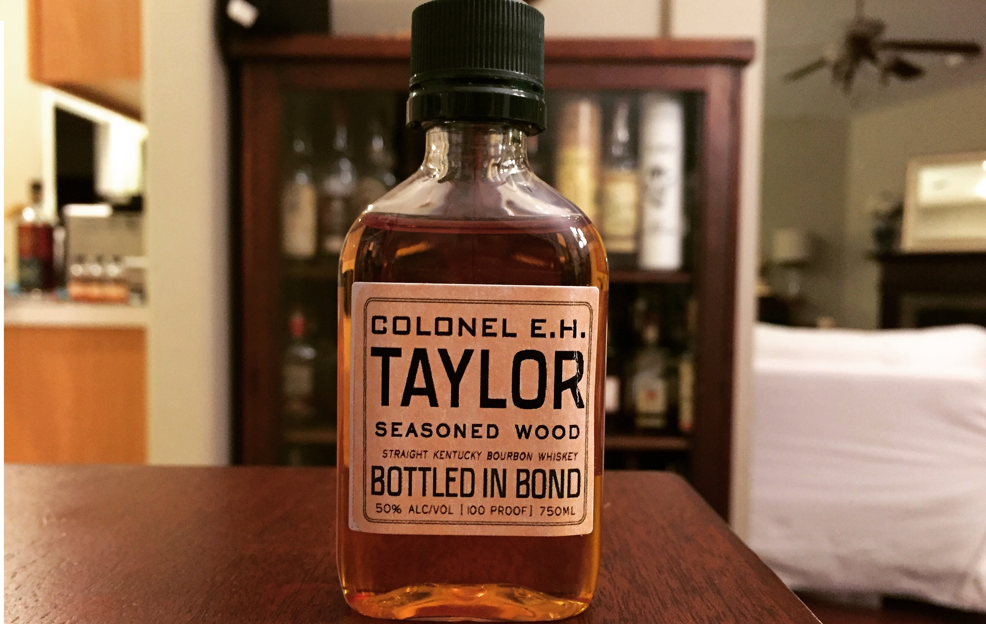 EH Taylor Seasoned Wood Review