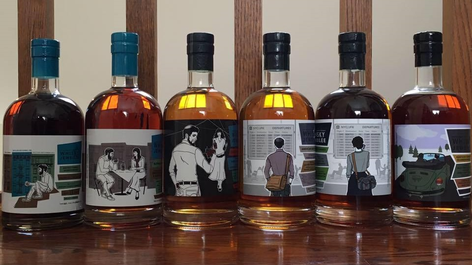Whisky-Jewbilee-Bottlings